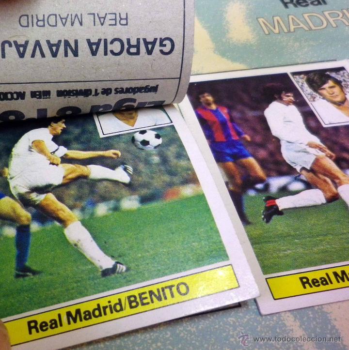 Álbum de fútbol completo: ALBUM DE FUTBOL, LIGA 81 - 82, 1981 - 1982, EDICIONES ESTE, COMPLETO, (VER FOTOS) - Foto 43 - 41789651