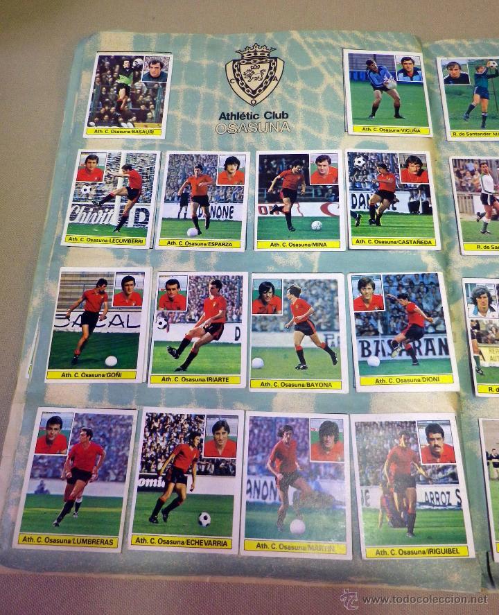Álbum de fútbol completo: ALBUM DE FUTBOL, LIGA 81 - 82, 1981 - 1982, EDICIONES ESTE, COMPLETO, (VER FOTOS) - Foto 44 - 41789651