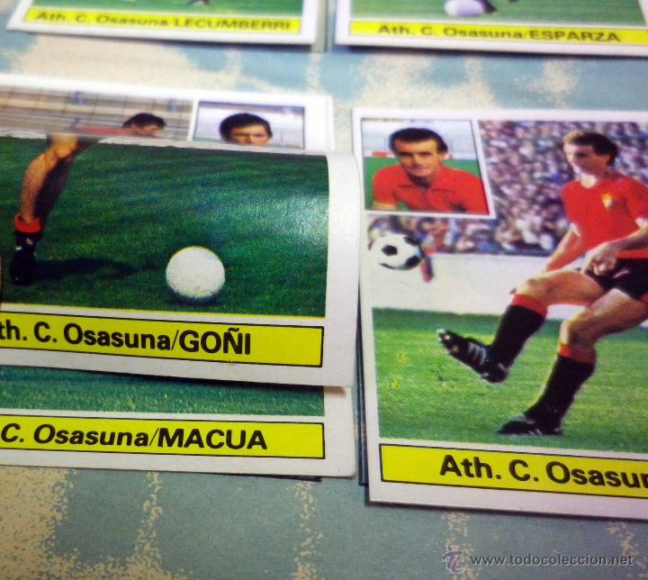 Álbum de fútbol completo: ALBUM DE FUTBOL, LIGA 81 - 82, 1981 - 1982, EDICIONES ESTE, COMPLETO, (VER FOTOS) - Foto 45 - 41789651
