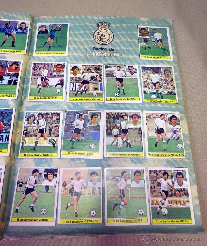 Álbum de fútbol completo: ALBUM DE FUTBOL, LIGA 81 - 82, 1981 - 1982, EDICIONES ESTE, COMPLETO, (VER FOTOS) - Foto 46 - 41789651