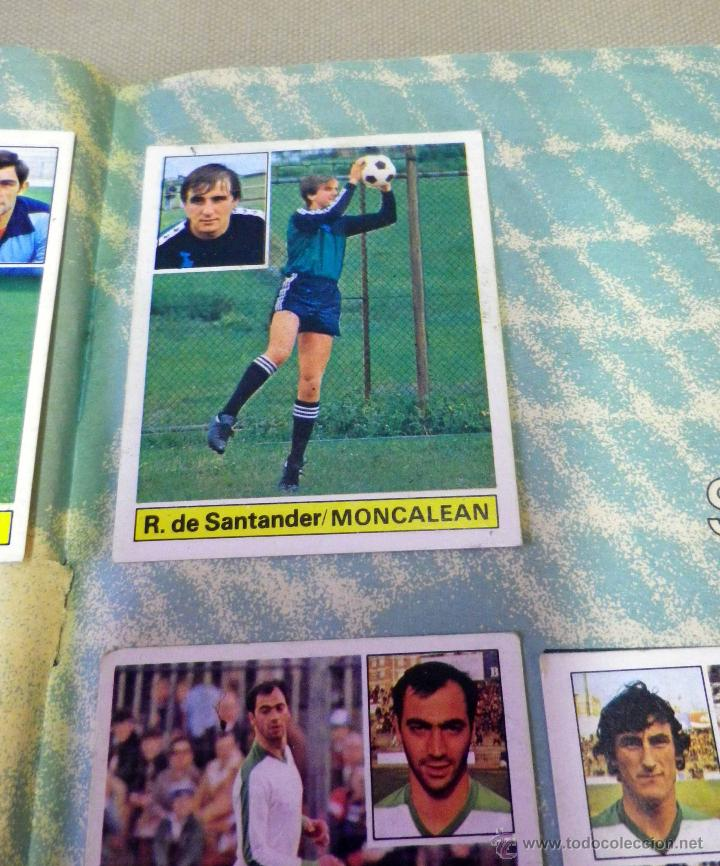 Álbum de fútbol completo: ALBUM DE FUTBOL, LIGA 81 - 82, 1981 - 1982, EDICIONES ESTE, COMPLETO, (VER FOTOS) - Foto 47 - 41789651
