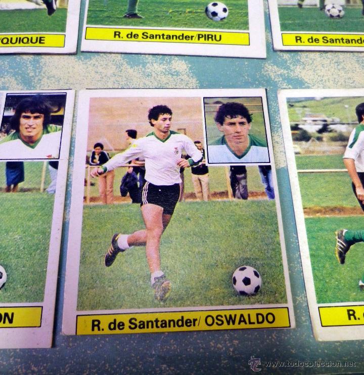Álbum de fútbol completo: ALBUM DE FUTBOL, LIGA 81 - 82, 1981 - 1982, EDICIONES ESTE, COMPLETO, (VER FOTOS) - Foto 48 - 41789651