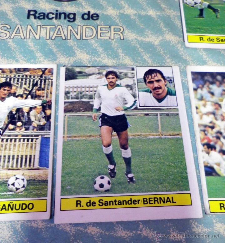 Álbum de fútbol completo: ALBUM DE FUTBOL, LIGA 81 - 82, 1981 - 1982, EDICIONES ESTE, COMPLETO, (VER FOTOS) - Foto 49 - 41789651