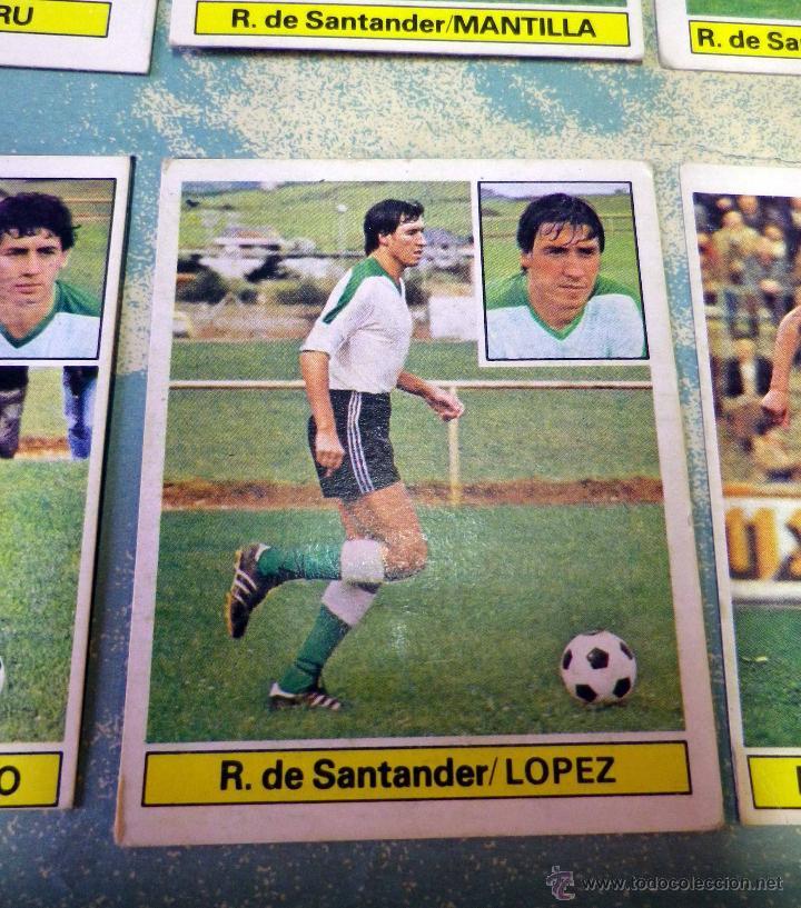 Álbum de fútbol completo: ALBUM DE FUTBOL, LIGA 81 - 82, 1981 - 1982, EDICIONES ESTE, COMPLETO, (VER FOTOS) - Foto 50 - 41789651