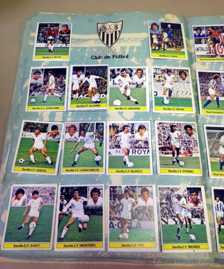 Álbum de fútbol completo: ALBUM DE FUTBOL, LIGA 81 - 82, 1981 - 1982, EDICIONES ESTE, COMPLETO, (VER FOTOS) - Foto 52 - 41789651