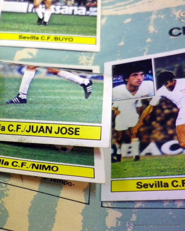 Álbum de fútbol completo: ALBUM DE FUTBOL, LIGA 81 - 82, 1981 - 1982, EDICIONES ESTE, COMPLETO, (VER FOTOS) - Foto 55 - 41789651