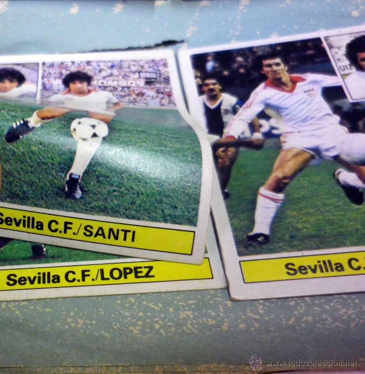 Álbum de fútbol completo: ALBUM DE FUTBOL, LIGA 81 - 82, 1981 - 1982, EDICIONES ESTE, COMPLETO, (VER FOTOS) - Foto 56 - 41789651