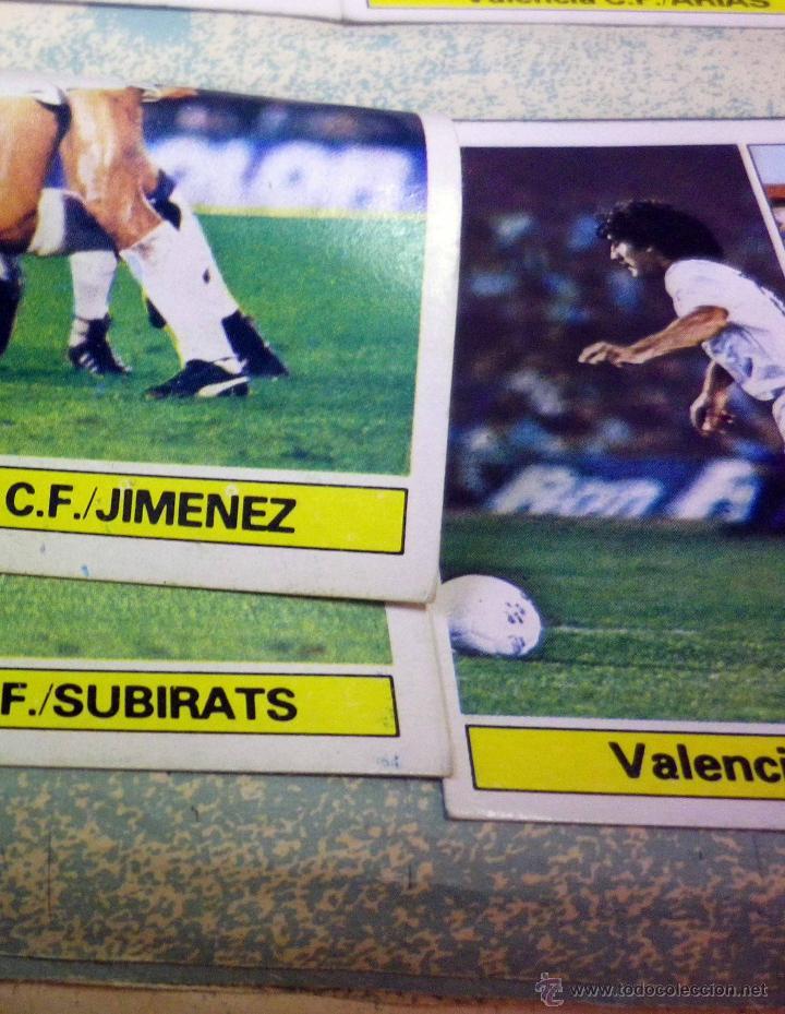 Álbum de fútbol completo: ALBUM DE FUTBOL, LIGA 81 - 82, 1981 - 1982, EDICIONES ESTE, COMPLETO, (VER FOTOS) - Foto 63 - 41789651
