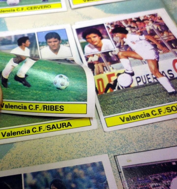 Álbum de fútbol completo: ALBUM DE FUTBOL, LIGA 81 - 82, 1981 - 1982, EDICIONES ESTE, COMPLETO, (VER FOTOS) - Foto 64 - 41789651