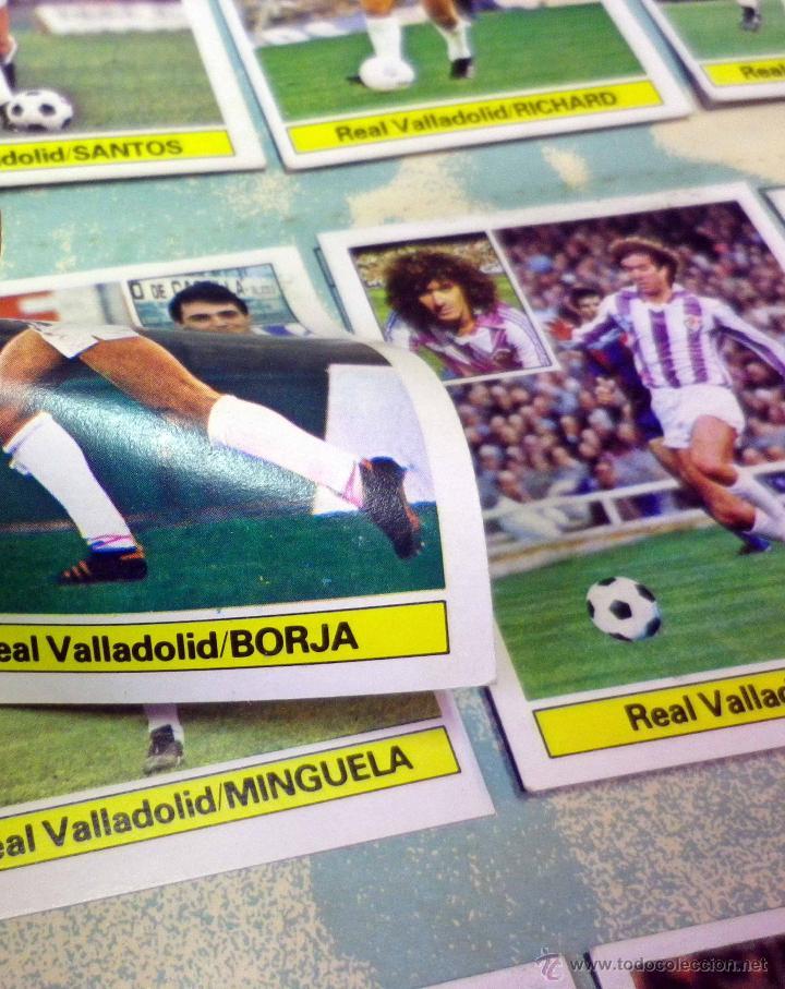 Álbum de fútbol completo: ALBUM DE FUTBOL, LIGA 81 - 82, 1981 - 1982, EDICIONES ESTE, COMPLETO, (VER FOTOS) - Foto 67 - 41789651
