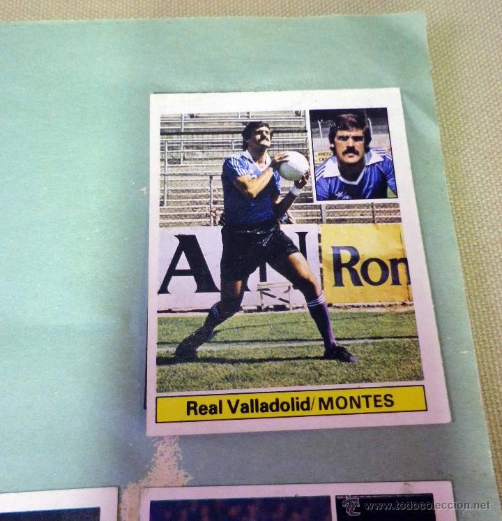 Álbum de fútbol completo: ALBUM DE FUTBOL, LIGA 81 - 82, 1981 - 1982, EDICIONES ESTE, COMPLETO, (VER FOTOS) - Foto 68 - 41789651