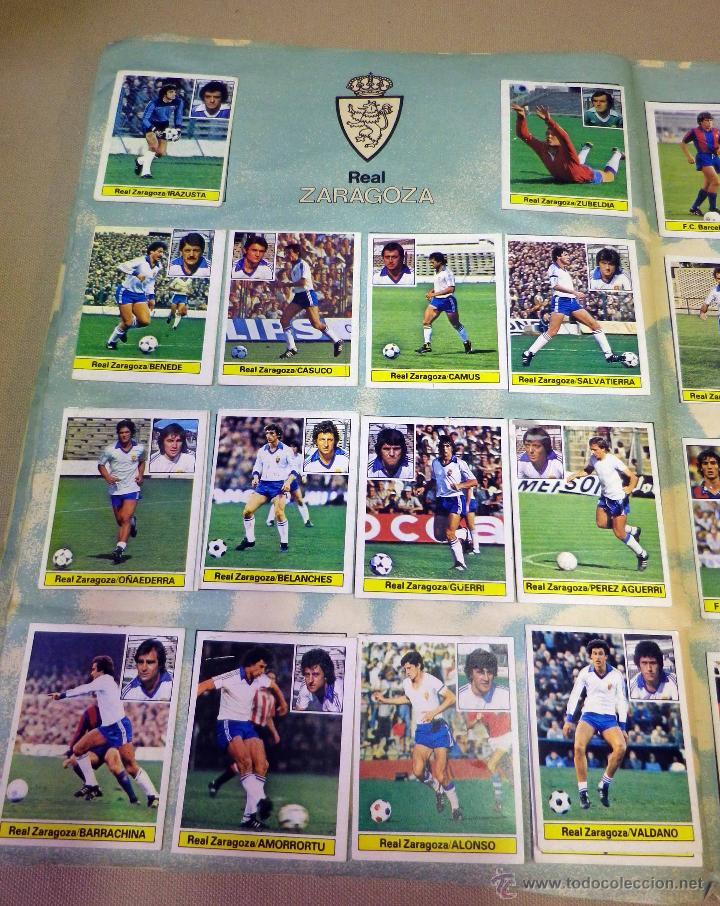 Álbum de fútbol completo: ALBUM DE FUTBOL, LIGA 81 - 82, 1981 - 1982, EDICIONES ESTE, COMPLETO, (VER FOTOS) - Foto 69 - 41789651