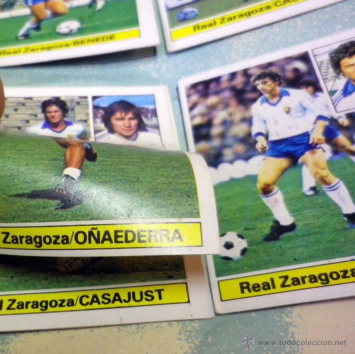 Álbum de fútbol completo: ALBUM DE FUTBOL, LIGA 81 - 82, 1981 - 1982, EDICIONES ESTE, COMPLETO, (VER FOTOS) - Foto 71 - 41789651