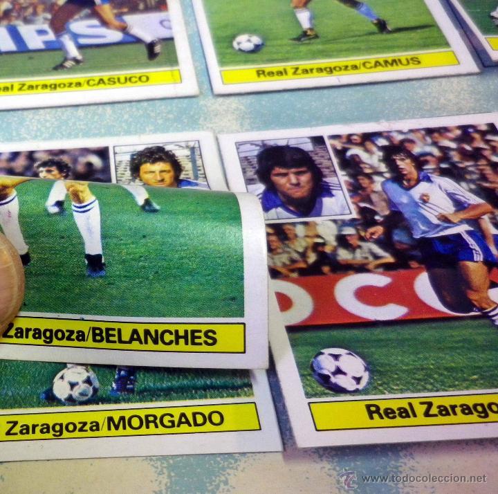 Álbum de fútbol completo: ALBUM DE FUTBOL, LIGA 81 - 82, 1981 - 1982, EDICIONES ESTE, COMPLETO, (VER FOTOS) - Foto 73 - 41789651