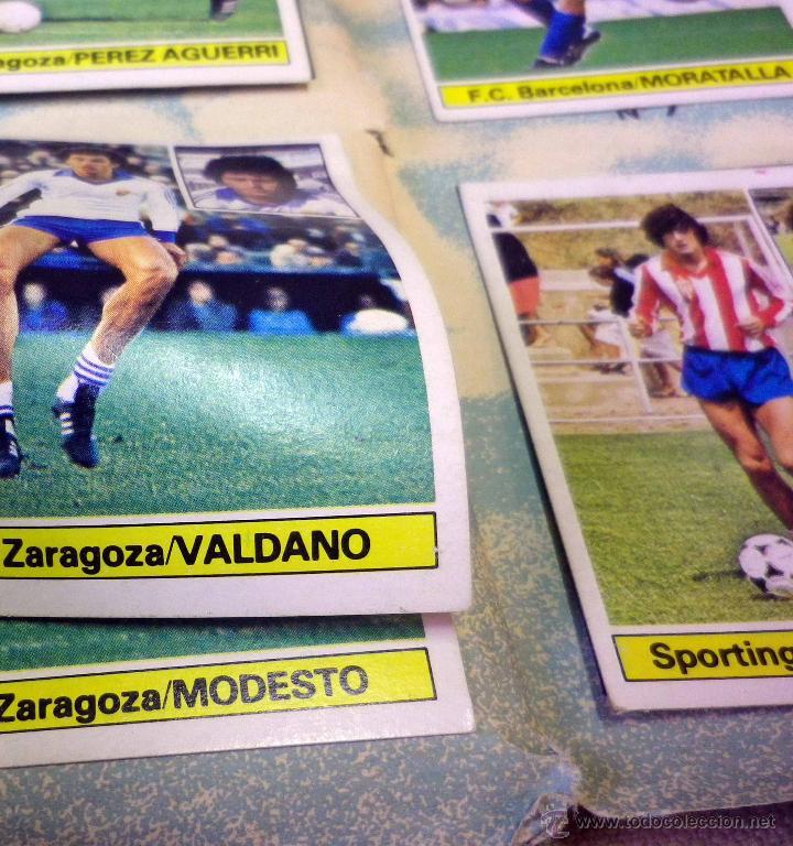 Álbum de fútbol completo: ALBUM DE FUTBOL, LIGA 81 - 82, 1981 - 1982, EDICIONES ESTE, COMPLETO, (VER FOTOS) - Foto 74 - 41789651