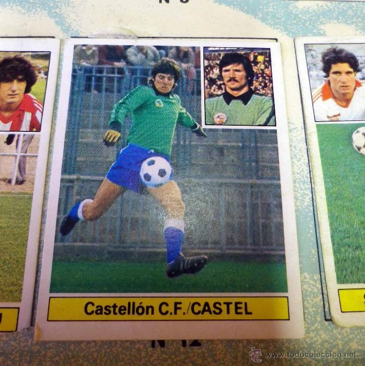 Álbum de fútbol completo: ALBUM DE FUTBOL, LIGA 81 - 82, 1981 - 1982, EDICIONES ESTE, COMPLETO, (VER FOTOS) - Foto 76 - 41789651