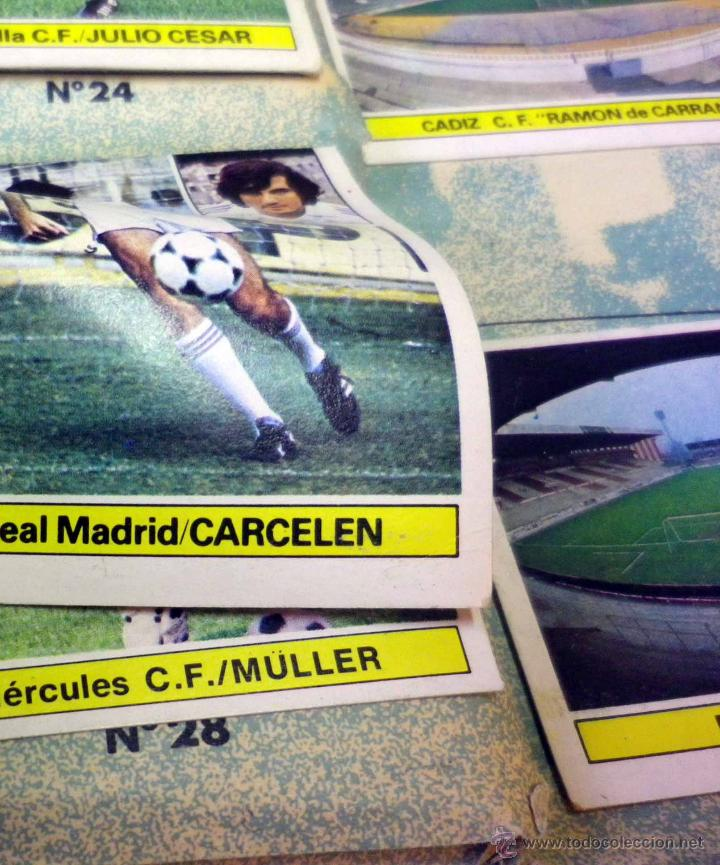 Álbum de fútbol completo: ALBUM DE FUTBOL, LIGA 81 - 82, 1981 - 1982, EDICIONES ESTE, COMPLETO, (VER FOTOS) - Foto 81 - 41789651