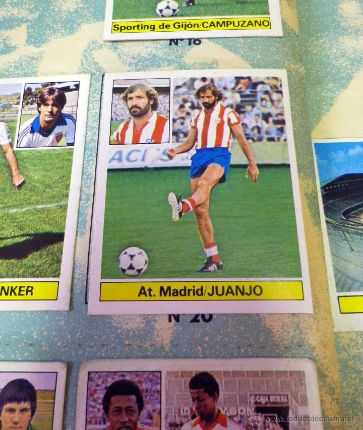 Álbum de fútbol completo: ALBUM DE FUTBOL, LIGA 81 - 82, 1981 - 1982, EDICIONES ESTE, COMPLETO, (VER FOTOS) - Foto 85 - 41789651