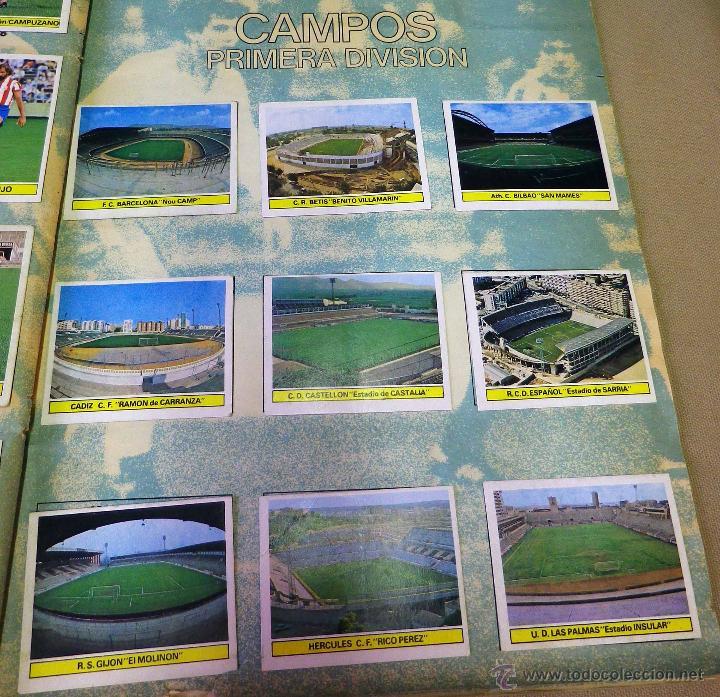 Álbum de fútbol completo: ALBUM DE FUTBOL, LIGA 81 - 82, 1981 - 1982, EDICIONES ESTE, COMPLETO, (VER FOTOS) - Foto 86 - 41789651