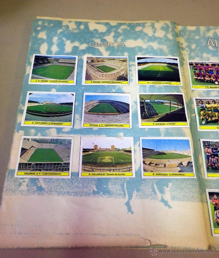 Álbum de fútbol completo: ALBUM DE FUTBOL, LIGA 81 - 82, 1981 - 1982, EDICIONES ESTE, COMPLETO, (VER FOTOS) - Foto 87 - 41789651
