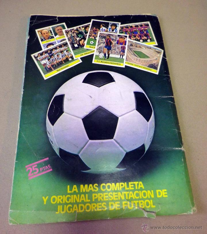 Álbum de fútbol completo: ALBUM DE FUTBOL, LIGA 81 - 82, 1981 - 1982, EDICIONES ESTE, COMPLETO, (VER FOTOS) - Foto 95 - 41789651