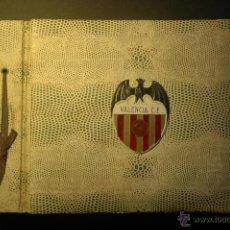 Álbum de fútbol completo: ÁLBUM DEL VALENCIA C.F. CONTIENE 37 LÁMINAS. TEMPORADA 55-56. Lote 41906078