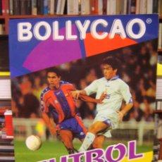 Álbum de fútbol completo: FUTBOL LIGA 97-98 - BOLLYCAO - ALBUM DE CROMOS COMPLETO DE LA LIGA 1997-1998. Lote 42226366