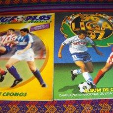 Álbum de fútbol completo: ESTE LIGA 1994 1995 LAUDRUP Y 1996 1997 COMPLETO. 94 95 Y 96 97. DE REGALO 1995 1996 95 96. BE.. Lote 42281656