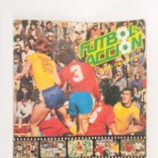 Álbum de fútbol completo: ALBUM COMPLETO FUTBOL EN ACCION DANONE 82. Lote 42648554
