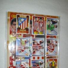 Álbum de fútbol completo: NOVEDAD ¡¡¡¡¡¡¡ COLECCION COMPLETA OFICIAL ATLETICO MADRID 2013 2014 PANINI 13 14. Lote 113712650