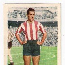 Álbum de fútbol completo: MERODIO , ATHLETIC DE BILBAO,FUTBOL CAMPEONATO NACIONAL 1960-1961, EDICIONES FERCA 60-61. Lote 43582644