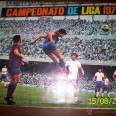 Álbum de fútbol completo: CAMPEONATO DE LIGA 1973-74 DISGA. FALTA EL POSTER. Lote 43756653