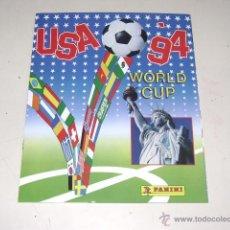 Caderneta de futebol completa: PANINI COPA MUNDIAL USA 94 - 1994 OFFICIAL ALBUM REPRINT - 100% COMPLETE!. Lote 129041080