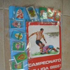 Álbum de fútbol completo: COLECCION COMPLETA, ALBUM FHER DISGRA 1966, PARA QUE LOS PEGUES TU.. Lote 44400502