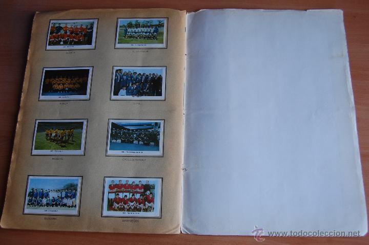Álbum de fútbol completo: ALBUM CROMOS COMPLETO+ 9 DOBLES +RAREZA CAMPEONATOS NACIONALES DE FUTBOL 1970-1971 70-71 RUIZ ROMERO - Foto 13 - 44478580
