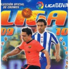 Álbum de fútbol completo: ALBUM ESTE 2009 - 2010 COLECCION COMPLETA, CROMOS SIN PEGAR, 09 10. Lote 45206445