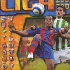 Álbum de fútbol completo: LIGA 2005/2006 COLECCION OFICIAL LFP. Lote 45343335