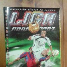 Álbum de fútbol completo: ALBUM LIGA COLECCIONES ESTE LIGA 2006 - 2007 CON ERROR SHUSTER Y TODOS LOS COLOCAS Y FICHAJES.. Lote 46047683