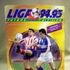 Álbum de fútbol completo: ALBUM DE FUTBOL, ESTE, 1994 - 1995, 94 - 95, COMPLETO MUCHOS COLOCA, KASAC, MAZINHO, ESCAICH. Lote 46324361