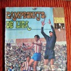 Álbum de fútbol completo: 1969-70- ALBÚM DE LA LIGA DE FÚTBOL. COMPLETO DE EQUIPOS Y JUGADORES. MI ALBÚM DE INFANCIA.. Lote 46562981