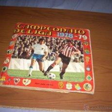 Álbum de fútbol completo: ALBUM DE LA LIGA 1978-79 DE FHER COMPLETO. Lote 47014254