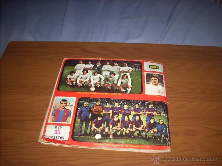 Álbum de fútbol completo: ALBUM DE LA LIGA 1978-79 DE FHER COMPLETO - Foto 4 - 47014254