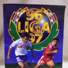 Álbum de fútbol completo: ALBUM DE FUTBOL, LIGA 96 - 97, 1996 - 1997, EDICIONES ESTE, SUPER COMPLETO, VER FOTOS. Lote 47274175