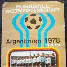 Álbum de fútbol completo: ALBUM DE CROMOS AMERICANA MUNDIAL 1978 ARGENTINA 78 - ALEMANIA - 100% COMPLETO . Lote 47323692