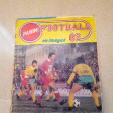 Álbum de fútbol completo: ALBUM LIGA FRANCESA 82. FOOTBALL 82 PANINI. A FALTA DE UN CROMO. Lote 47418521