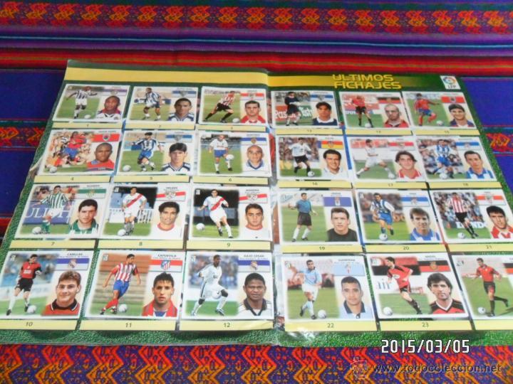 Álbum de fútbol completo: FICHAJES. - Foto 3 - 48154733