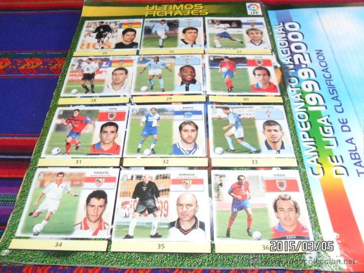 Álbum de fútbol completo: MÁS FICHAJES. - Foto 4 - 48154733