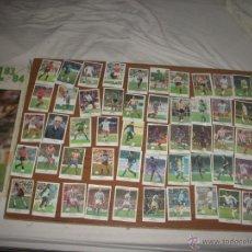 Álbum de fútbol completo: INCREIBLE ALBUM UNICO EN TODOCOLECCION LIGA 1983-84 CANO, COMPLETO Y MAS DE 50 CROMOS DOBLES SUELTOS. Lote 48333004