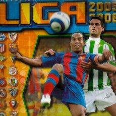 Álbum de fútbol completo: EDICIONES ESTE LIGA 2005 2006 MUY COMPLETO MIRA MIS OTROS ALBUNES. Lote 48432750