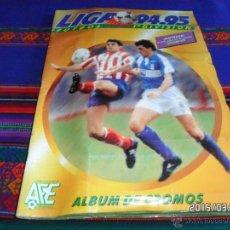 Álbum de fútbol completo: ESTE LIGA 1994 1995 94 95 COMPLETO CON MUCHOS CROMOS DOBLES. BUEN ESTADO.. Lote 48529236